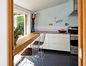 rubber kitchen floor