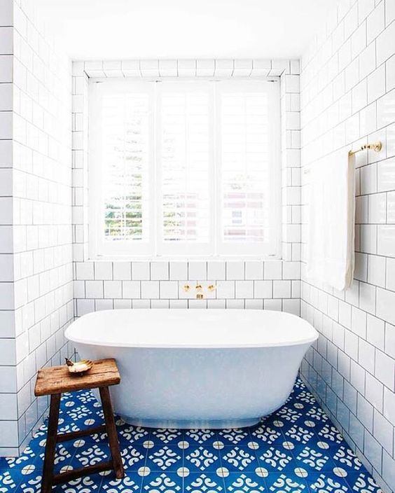 Cool 41 Cool Bathroom Floor Tiles Ideas You Should Try  DigsDigs