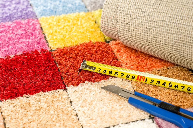 Carpet choices - Carpet fitting cost