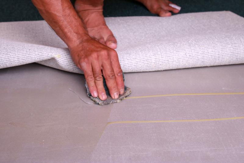 Carpet underlay - Carpet fitting cost guide