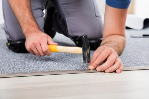 Threshold bar - Carpet fitting cost guide